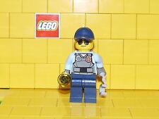 Lego City Policemen / Cop Type 6 NEW