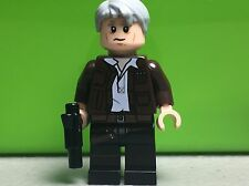 LEGO STAR WARS HAN SOLO Minifigure 75105 NEW AUTHENTIC EPISODE 7 WITH GUN