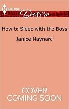 How to Sleep with the Boss (The Kavanaghs of Silver Glen)-ExLibrary