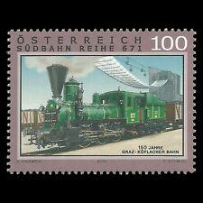 Austria 2010 - Graf Koflach Railway Train Locomotive Railways - Sc 2249 MNH