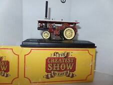 Atlas Fun Fair HU02 Burrell Scenic Showmans Traction Engine Winston Churchill
