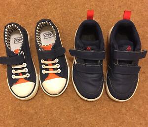 Boys Shoes Bundle Size 10 Infant Adidas