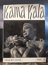 KAMA KALA Editions NAGEL 1958 ARTBOOK by PN