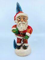 ESC Company: CR McClenning; Christmas, Santa with Bells, item#24150