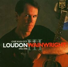 Loudon Wainwright III One Man Guy-The Best Of 1982-1986 CD NEW SEALED Folk