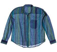 ROXY Women's BREEZY Woven Shirt - PSS3 - Large - NWT