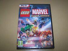 LEGO Marvel Super Heroes PC **New & Sealed**