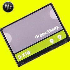 ORIGINAL BLACKBERRY D-X1 AKKU 8900 9500 Storm 9520 9530 9550 9630 9650 Bold DX1