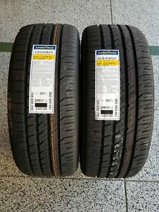 2 NEW 245/40R20 Goodyear Eagle F1 A/S Runflat Tires 245 40 20 95V 245 40 20 R20