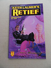 Retief (Keith Laumer's) 1 . Adventure Comics (Malibu) 1989 - VF