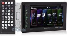 SOUNDSTREAM Double-DIN Bluetooth DVD/CD Car Stereo w/ 6.2â?? Screen   VR-65B