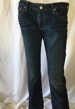 Adriano Goldschmied BALLAD Slim Bootcut Jeans Size 30/10. Long Length 34""