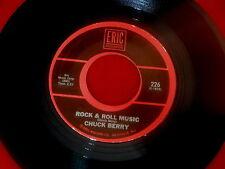 CHUCK BERRY~ROCK & ROLL MUSIC/MEMPHIS ......~Unplayed DooWop 45~Jukebox Re-issue