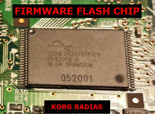 Korg Radias R Synthesizer Firmware Flash chip - Replacement Parts # 500320012346