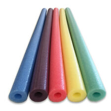 Deluxe Foam Pool Swim Noodles - 5 Pack 52 Inch Wholesale Pricing Bulk