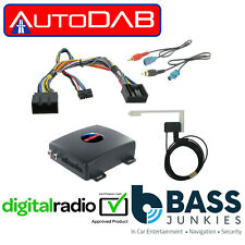 AutoDAB CTDAB-LR2 - Land Rover Range-Rover-Sport 2005 - 2010 Car DAB Interface