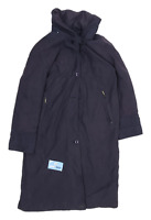 Dannimac Womens Size M Blue Duster Trench Coat