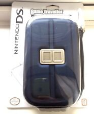 Nintendo Ds Hard Shell Travel Case for DS Lite and DSi - Navy Blue