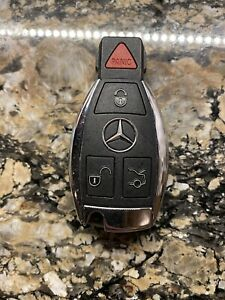 IYZDC07 MERCEDES BENZ Factory OEM KEY FOB 4 BUTTON Keyless Entry Remote GENUINE