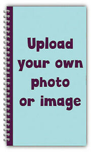 A5 PERSONALISED LOGO/PHOTO WEIGHT TRAINING LOG BOOK/GYM DIARY/ WORKOUT JOURNAL