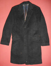 Designer Hugo Boss STERLING Wool & Cashmere - Mens Grey Warm Coat Jacket  -V32