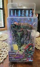 NECA 2019 Aliens Snake Alien Action Figure Dark Horse Comic Book NIP Exclusive
