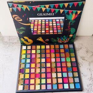 Brazilian Carnival Palette-Eye Shadow Pigment Matte Hight-Gloss -99 Colors