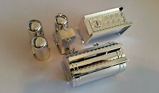 Bruder Mack Granite fuel/air tank set, ,suit Tamiya, RC, 1/16 conversion