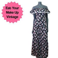 Original Maxi 100% Cotton Vintage Dresses