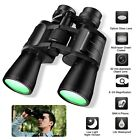 180x100 Military Zoom Powerful Binoculars Day/Low Night Optics Hunting with Case <br/> BAK4 Prism FMC Len/Add to Watchlist for 1 Year warranty
