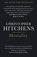 Mortality by Christopher Hitchens, NEW Book, FREE & FAST Delivery, (Paperback)
