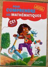 fichier de mathématiques CE1 POUR COMPRENDRE LES MATHS édition 2016 NEUF
