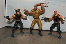 Marvel Legends AoA Weapon X (Wolverine) and Sabretooth