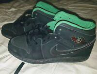 Nike 327048-014 Air Jordan 1 Retro Cinco De Mayo Edition Youth U.S. 4.5Y