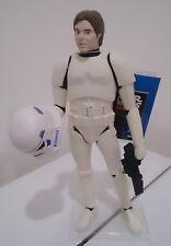 Star Wars Han Solo Stormtrooper Vinyl Doll by Applause **BNWT**