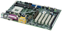 QDI KINETIZ 7T SOCKET 462 SDRAM AGP PCI ISA AMR