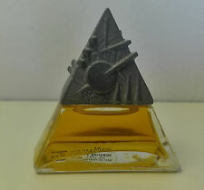 ALEX@DI - Mignon profumo - Arnaldo Pomodoro triangolo tappo scultura - no box