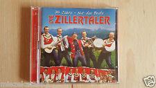 Doppel CD Die Zillertaler  35 Jahre Nur das Beste