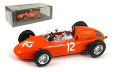 Spark S1866 Porsche 718 #12 6th US GP 1963 - Carel Godin de Beaufort 1/43 Scale