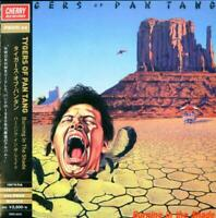 TYGERS OF PAN TANG-BURNING IN THE SHADE-JAPAN MINI LP CD F56