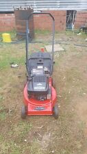 Rover key start lawn mower