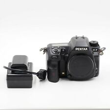 PENTAX K-3 shutter count less than 22k (includes battery and charger)