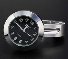Waterproof Handlebar Mount Clock Motorcycle Lightning MARAUDER Ural Vento Vespa