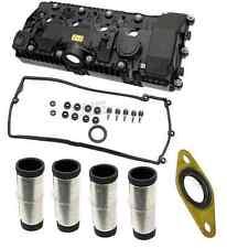 BMW e53 x5 e60 545i 550i e65 e66 750i e70 Valve Cover Plus Set Cyl 5-8 New