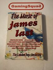 The Music of James Last Cassette Tape, Supplied by Gaming Squad