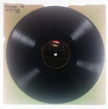 Bing Crosby Ken Darby Choir Story of Sorrento Laroo Bolero Record 10in Vintage