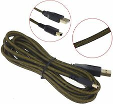 10FT EXTRA LONG USB POWER CHARGER CABLE FOR NINTENDO 3DS NEW 3DS XL DSi 2DS