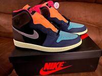 Nike Air Jordan 1 Retro High Tokyo Bio Hack, Authenticated, NEW IN BOX. Size10.5