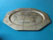 "JOS. HEINRICHS Paris New York 19"" Solid Copper Serving Tray [*]"