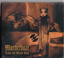 MOTHERBOAR - RAISE THE DEATH TOLL CD METAL NEW